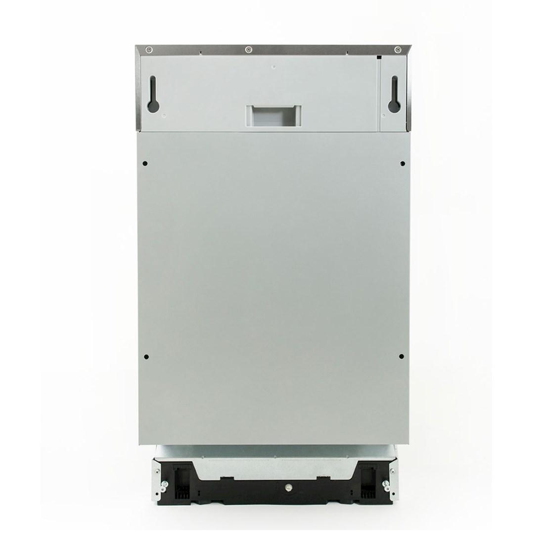 Lava-Louças de Embutir Elettromec 11 Serviços Inox Sem Revestimento 45cm 220V