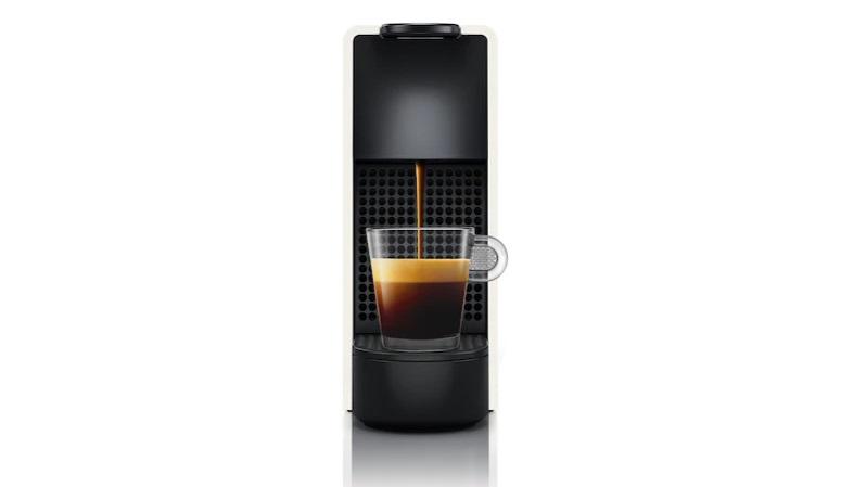 Máquina de Café Nespresso Essenza Mini C30 Branca 110V