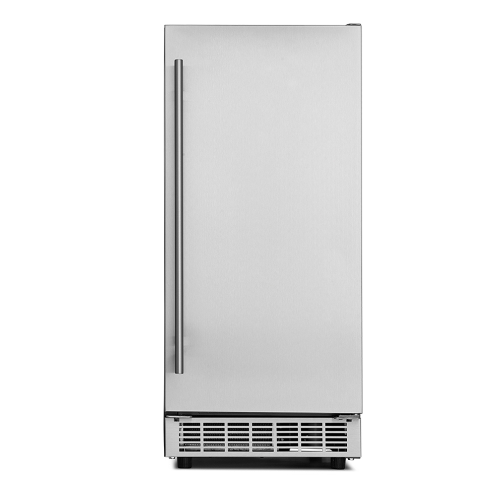 Máquina de Gelo para Embutir Elettromec Inox 18Kg 127V