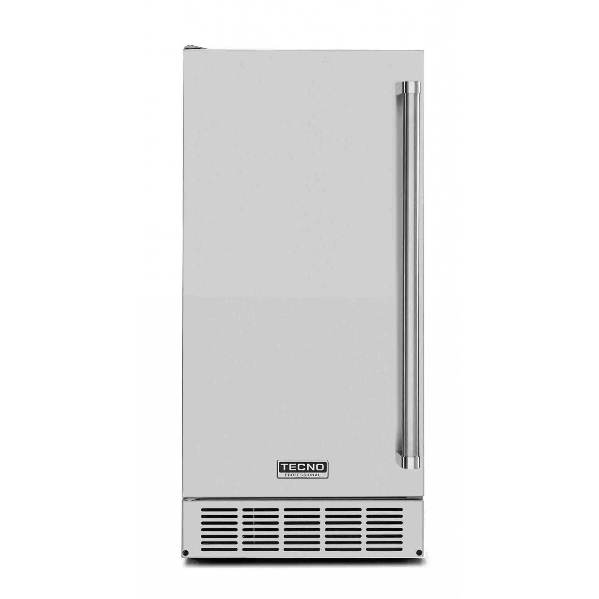 Máquina de gelo Tecno Professional inox outdoor capacidade 30Kg por dia 220V