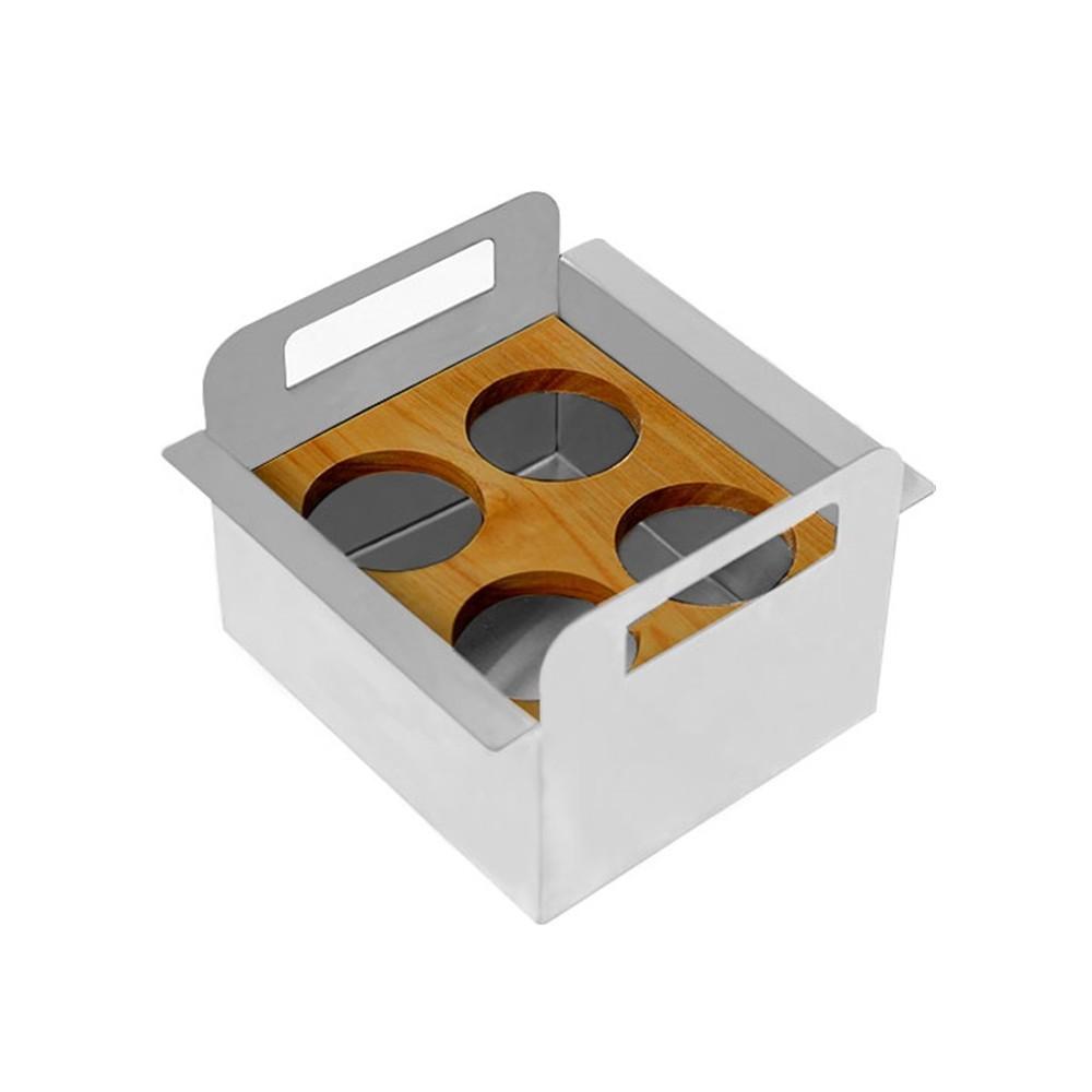 Porta Condimentos 15 cm 20.04.00144 Canal Organizador ÚMIDO Debacco