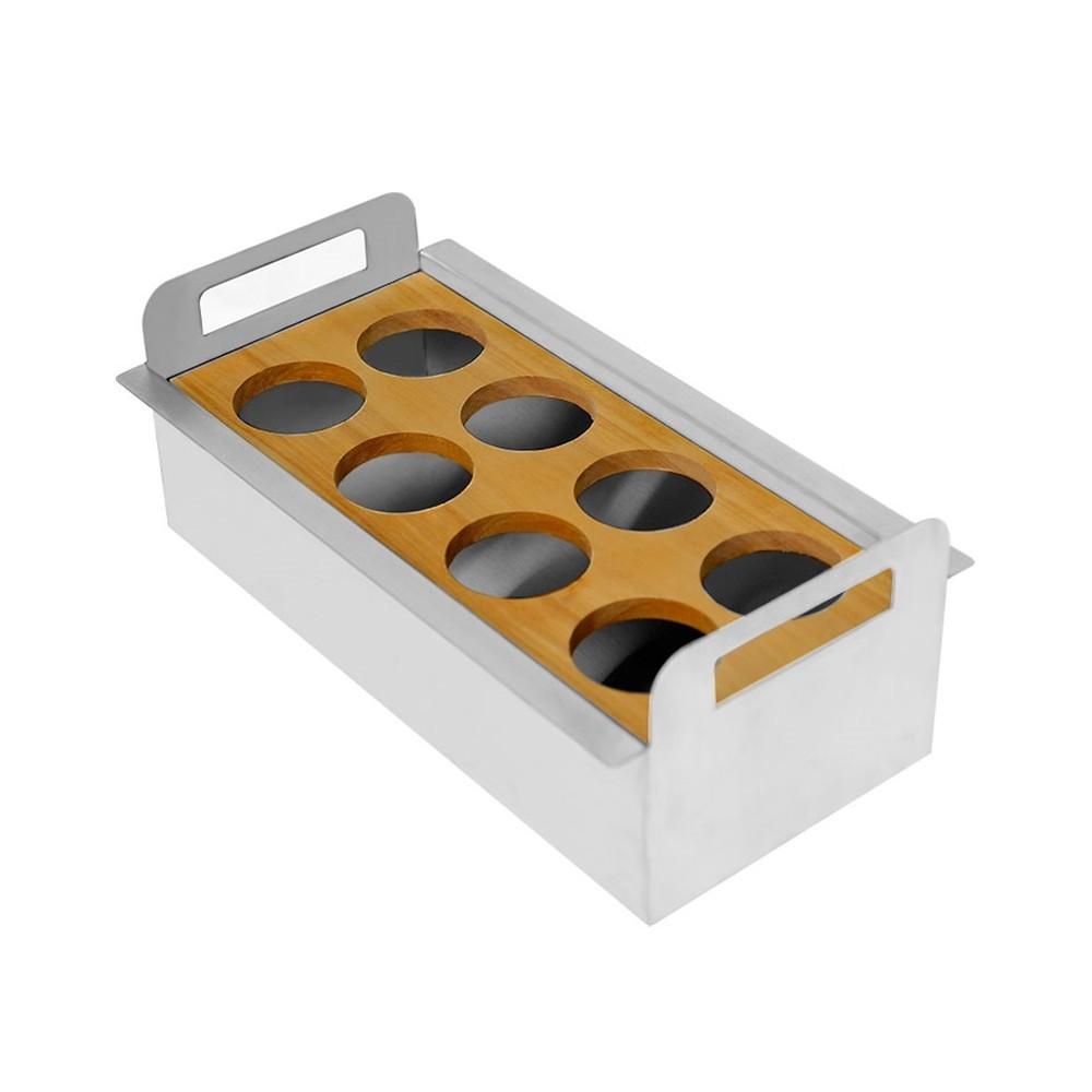 Porta Condimentos 30 cm 20.04.00145 Canal Organizador ÚMIDO Debacco - 20.04.00145