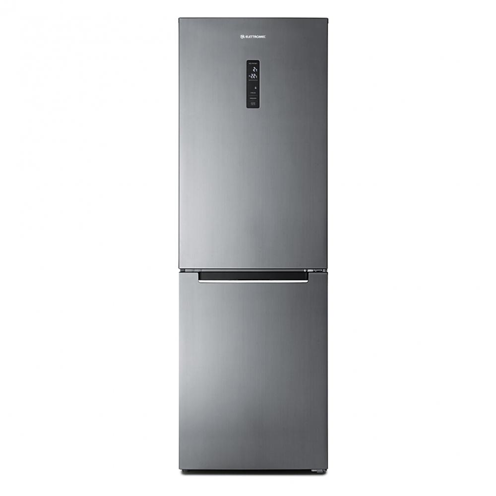 Refrigerador Elettromec Bottom 317L inox 220V