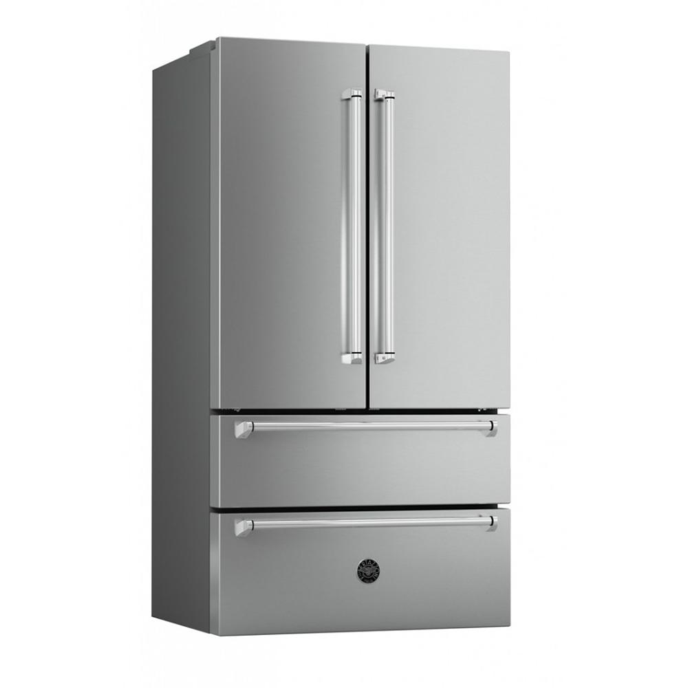 Refrigerador French Door Bertazzoni inox 533L 127V