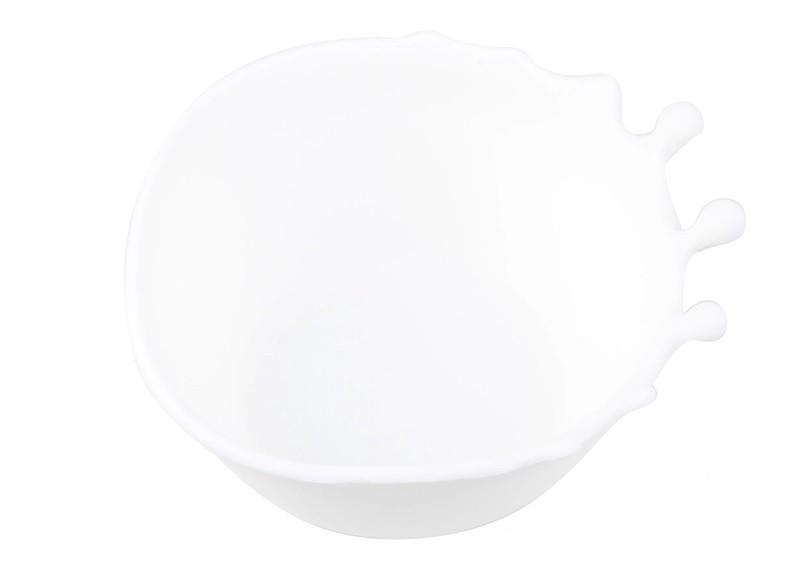 Tigela Silicone Branco 8cm - Fred&Friends