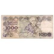 Portugal - 1000 (Mil) Escudos 1990