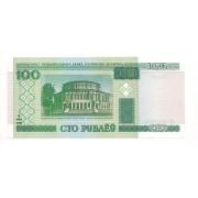 Belarus - 100 Rublos FE 2000