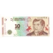 Argentina - 10 Pesos