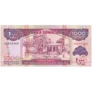 Somália - 1.000 Somaliland Shilling 2011