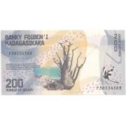 Madagascar - 200 Ariary FE