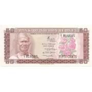 Serra Leoa - 50 Cents FE 1980