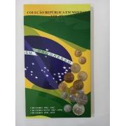 Álbum para Moedas de Cruzeiro - 1942 até 1975