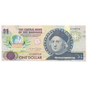 Bahamas - 1 Dólar 1992 - FE