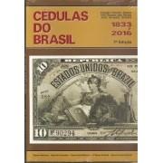 Catálogo de Cédulas Brasileiras - 2016