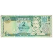 Fiji - 2 Dólares