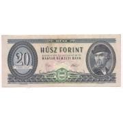 Hungria - 20 Forint 1975
