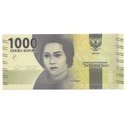 Indonésia - 1.000 Rupia 2016 - FE