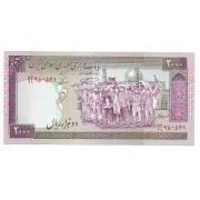irã 2.000 rials FE