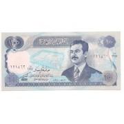 iraque 100 dinars 1994