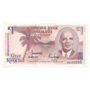 Malawi - 1 Kwacha 1992 - FE