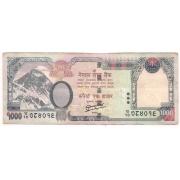 Nepal - 1.000 Rupees - (Elefante) 2013
