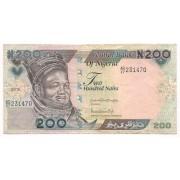 Nigéria - 200 Naira 2019