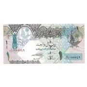 Qatar 1 riyal 2003