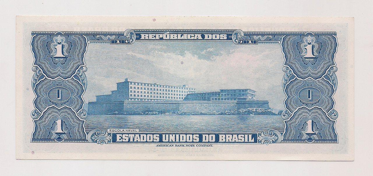 C-010 - 1 CRUZEIRO SOB/FE 1954