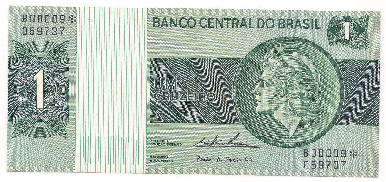C131a - 1 Cruzeiro 1975 - COM * (asterisco) - Séries 05937 até 059740