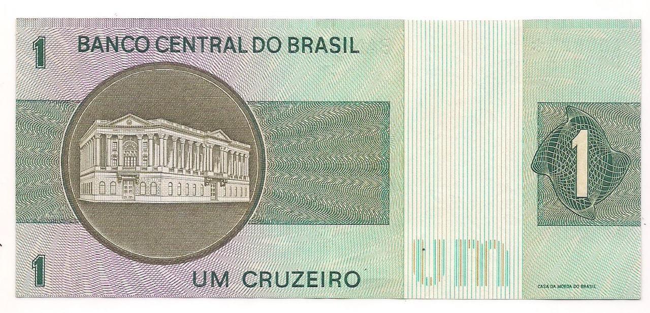 C-129 1 Cruzeiro - 1970  com *