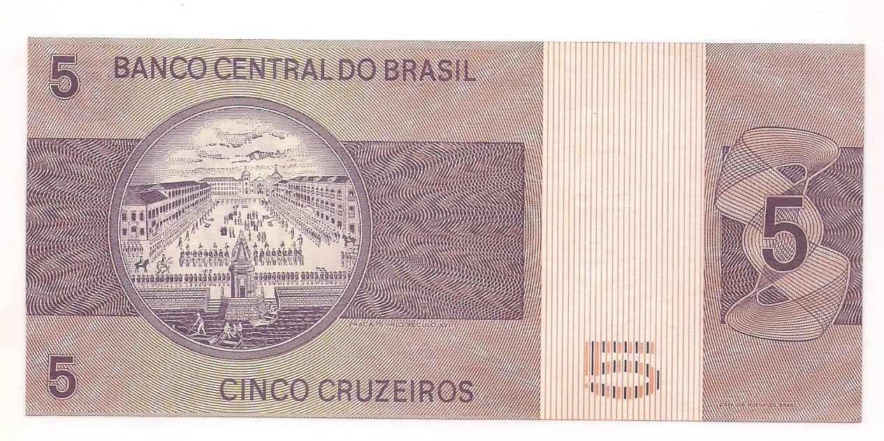 C-134 5 Cruzeiros - 1973