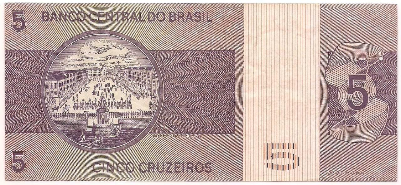 C-134 5 Cruzeiros - 1973  com *