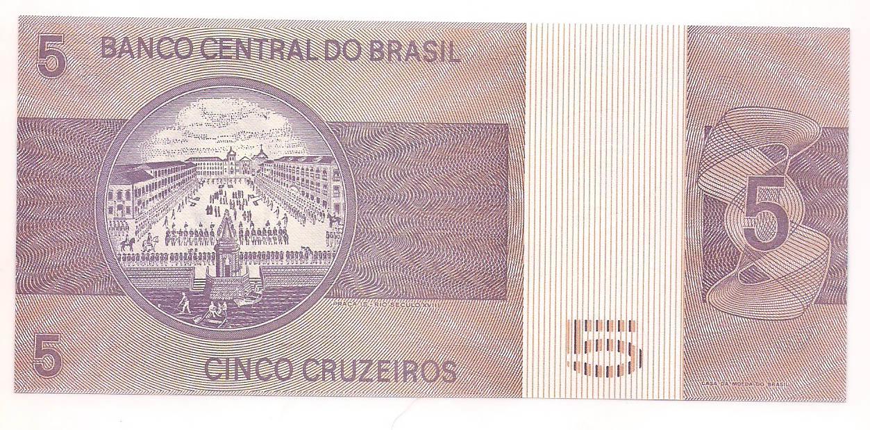 C-136 5 Cruzeiros - 1979