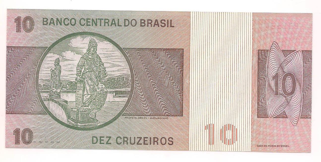 C-141 10 Cruzeiros 1980