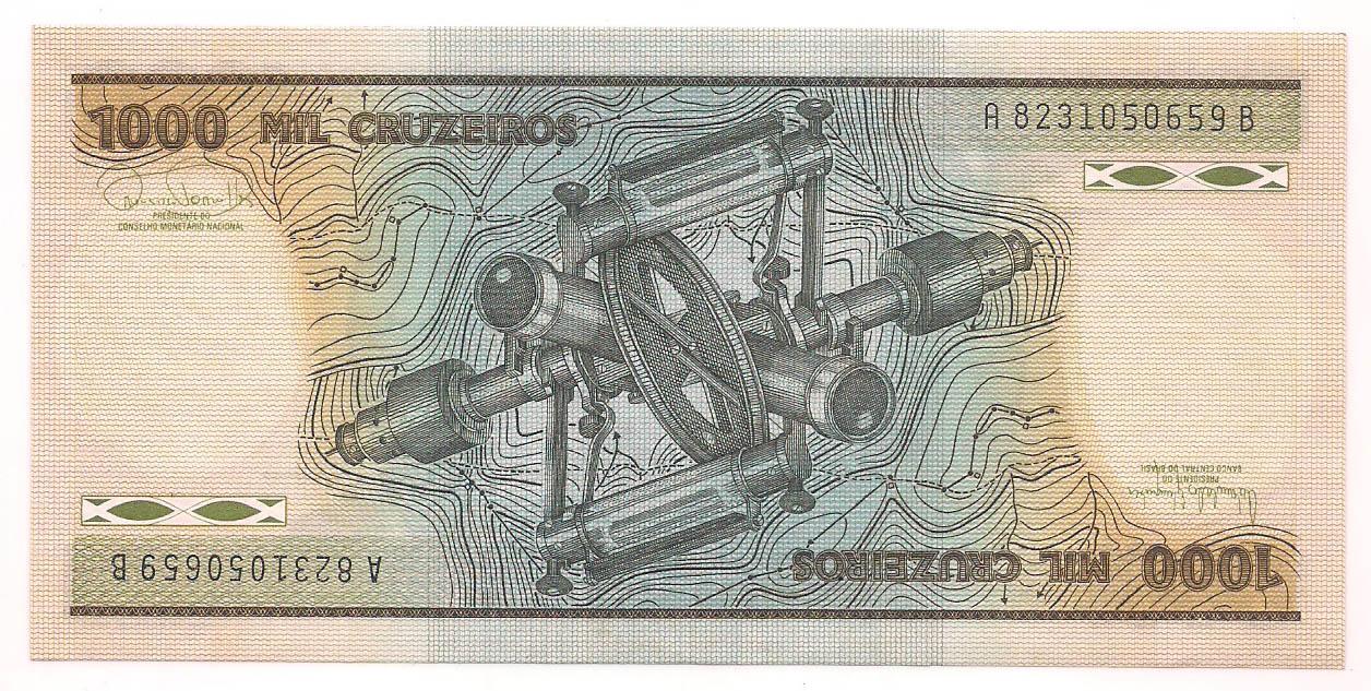 C-164 1000 Cruzeiros 1985 FE
