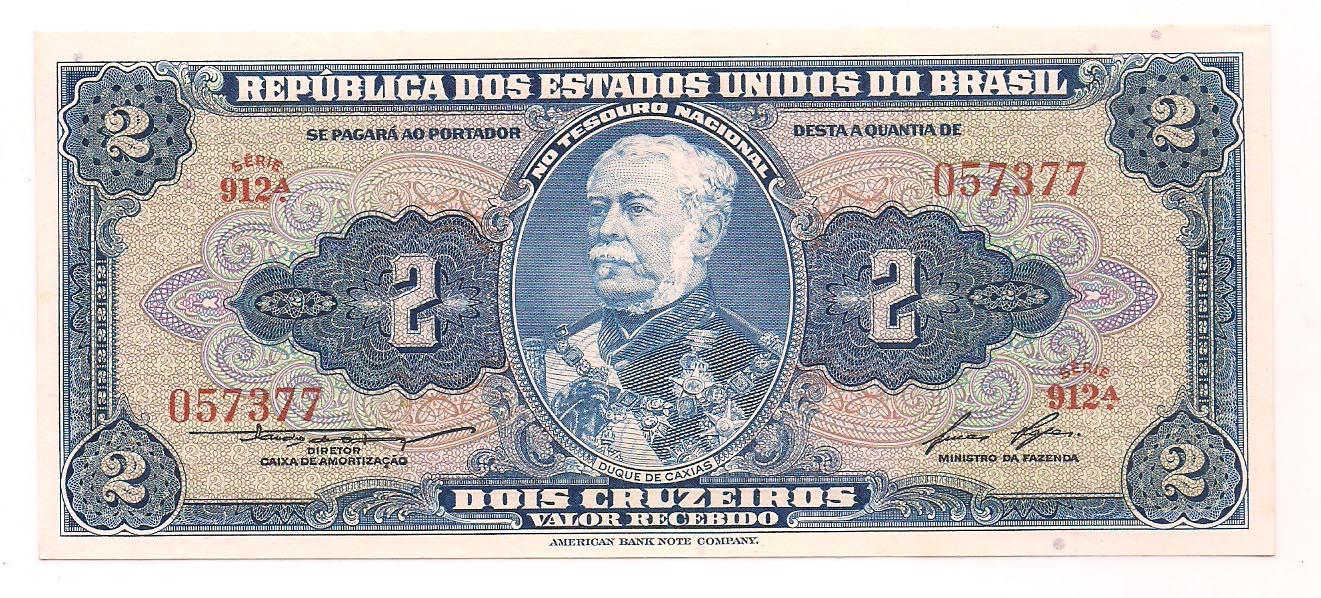 C-016 2 Cruzeiros 1958 FE