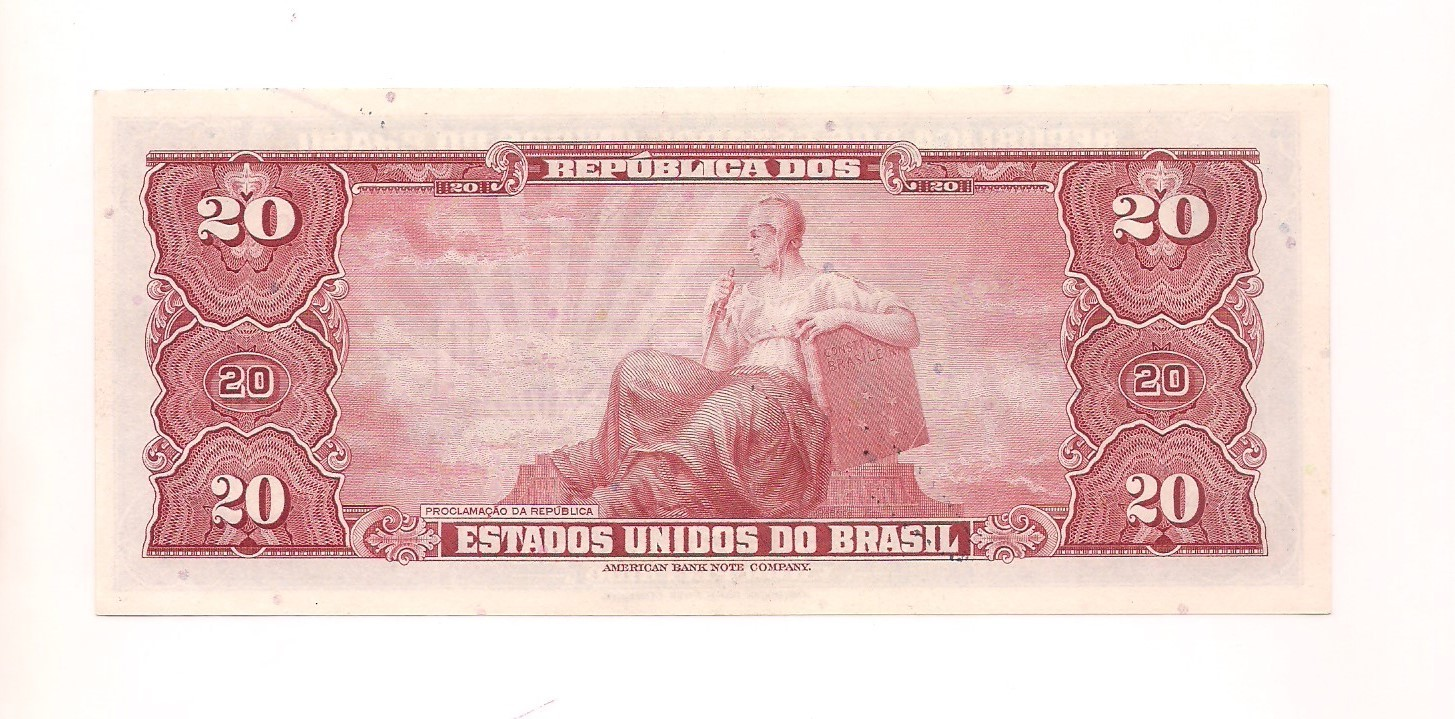 C-021 20 Cruzeiros SOB/FE