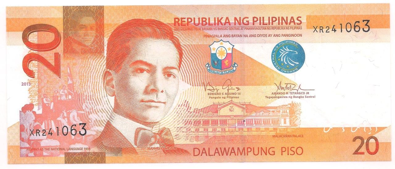 Pilipinas - 20 Piso 2013