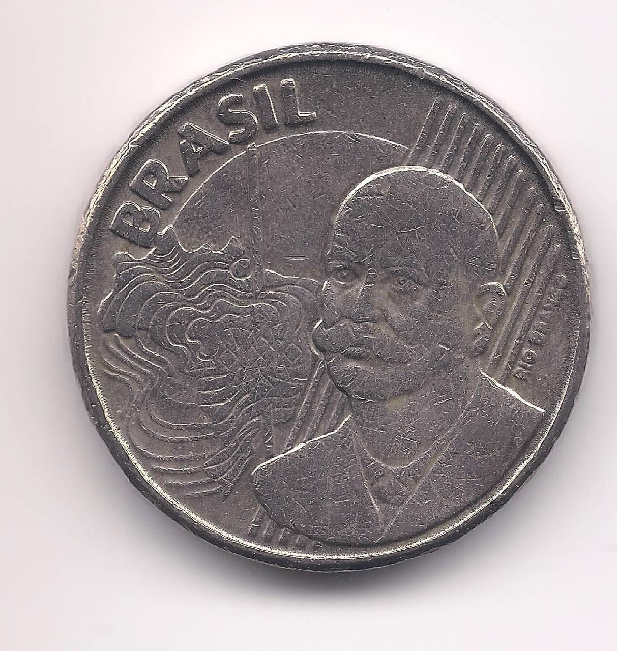 V527 - 50 Centavos 1998