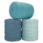 Fio de Malha 140m - Tons de azul claro - Unidade