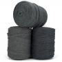 Fio de Malha 140m - Tons de cinza mesclado escuro - Unidade