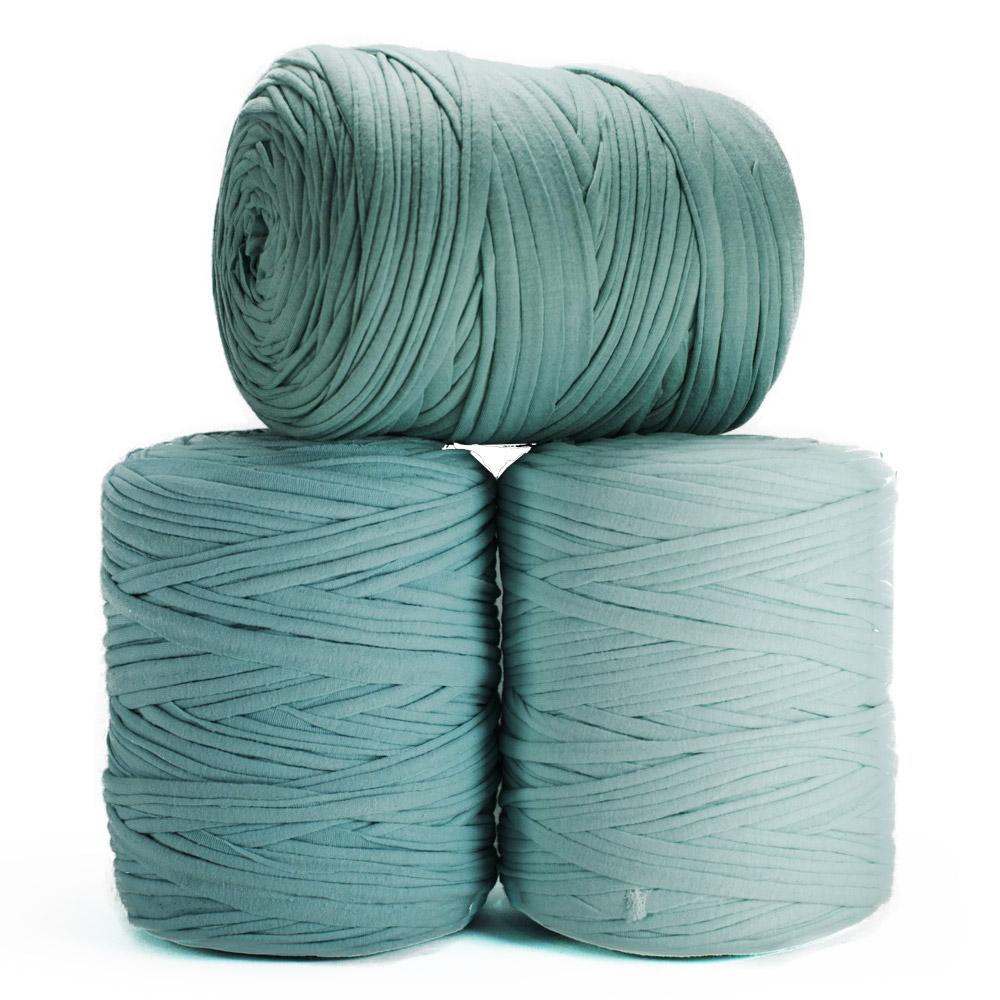 Fio de Malha 140m - Tons de Azul 'Tiffany' - Unidade
