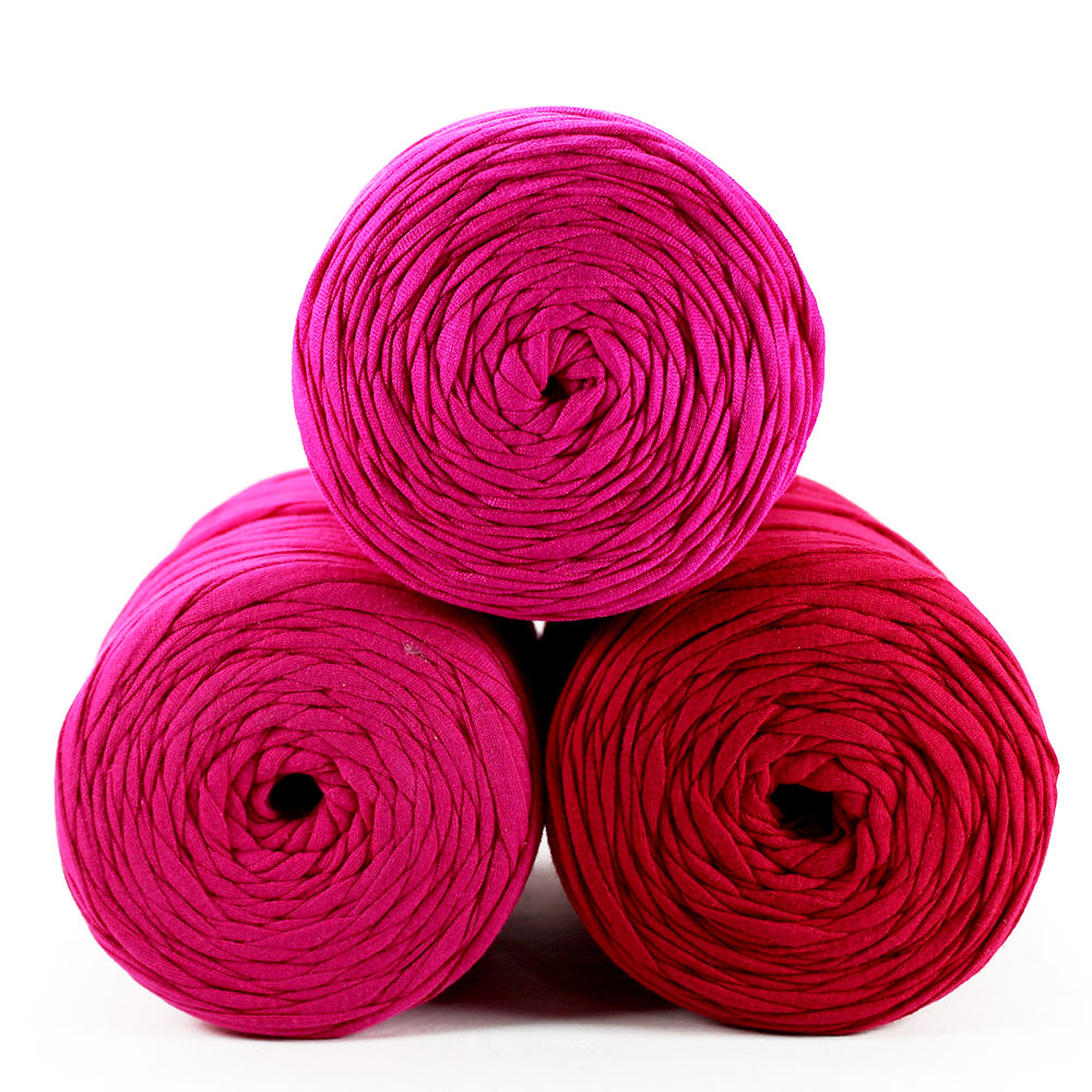 Fio de Malha 80m - Tons de pink - Unidade