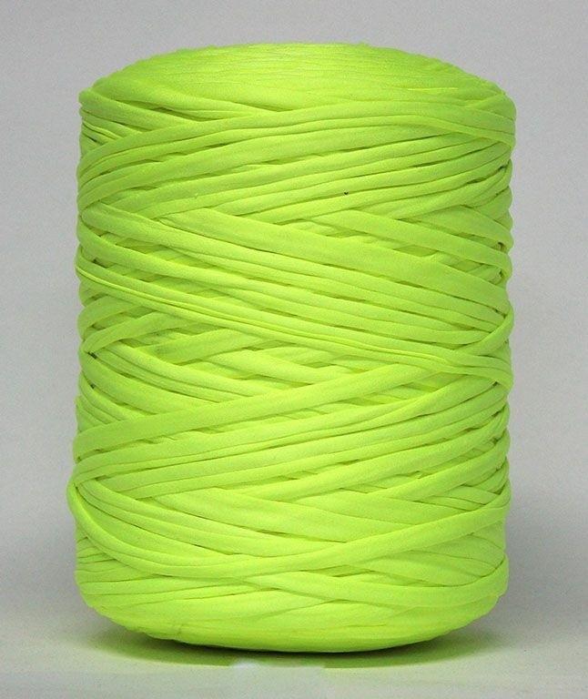 Fio de Malha 140m - Neon verde - Unidade