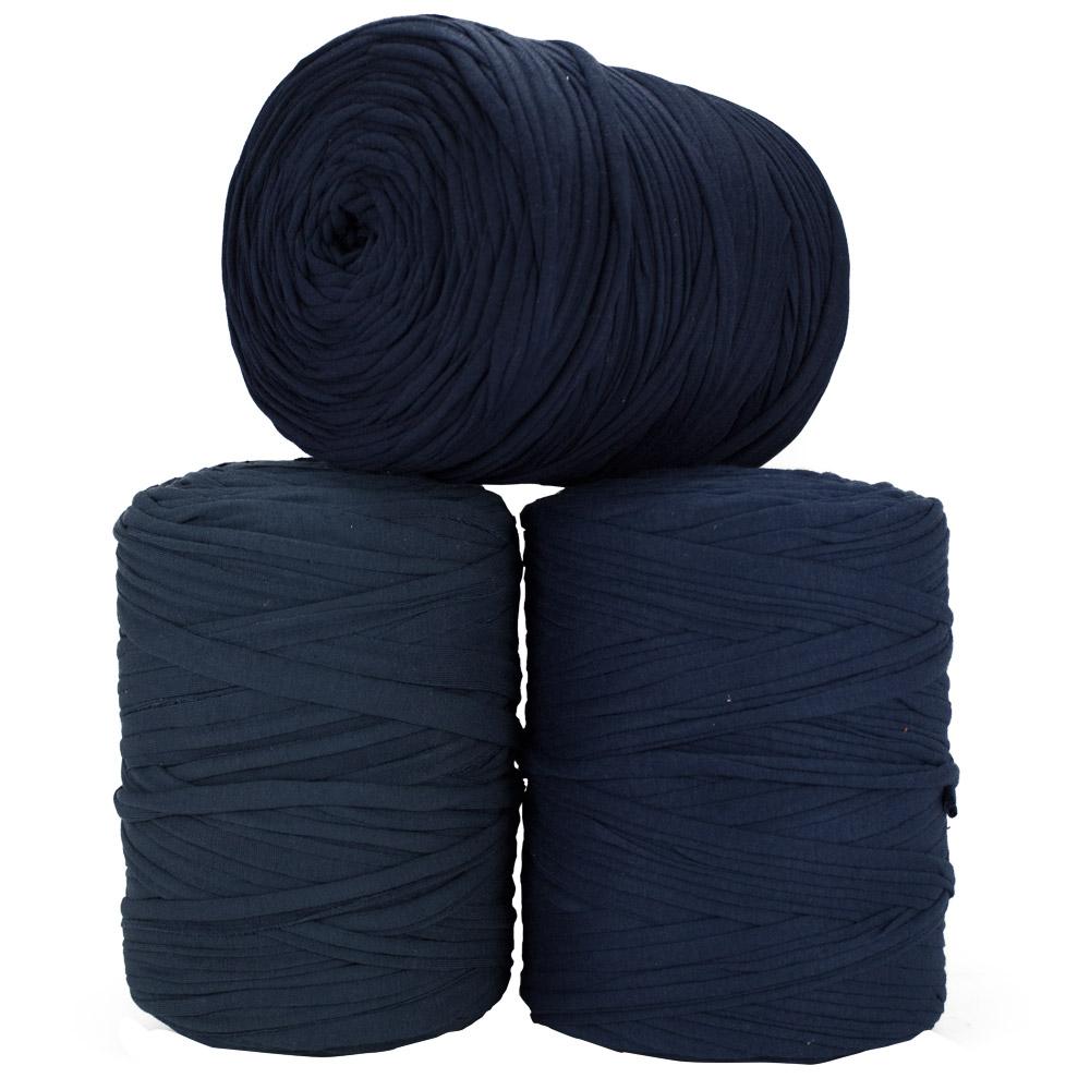 Fio de Malha 140m - Tons de azul marinho - Unidade