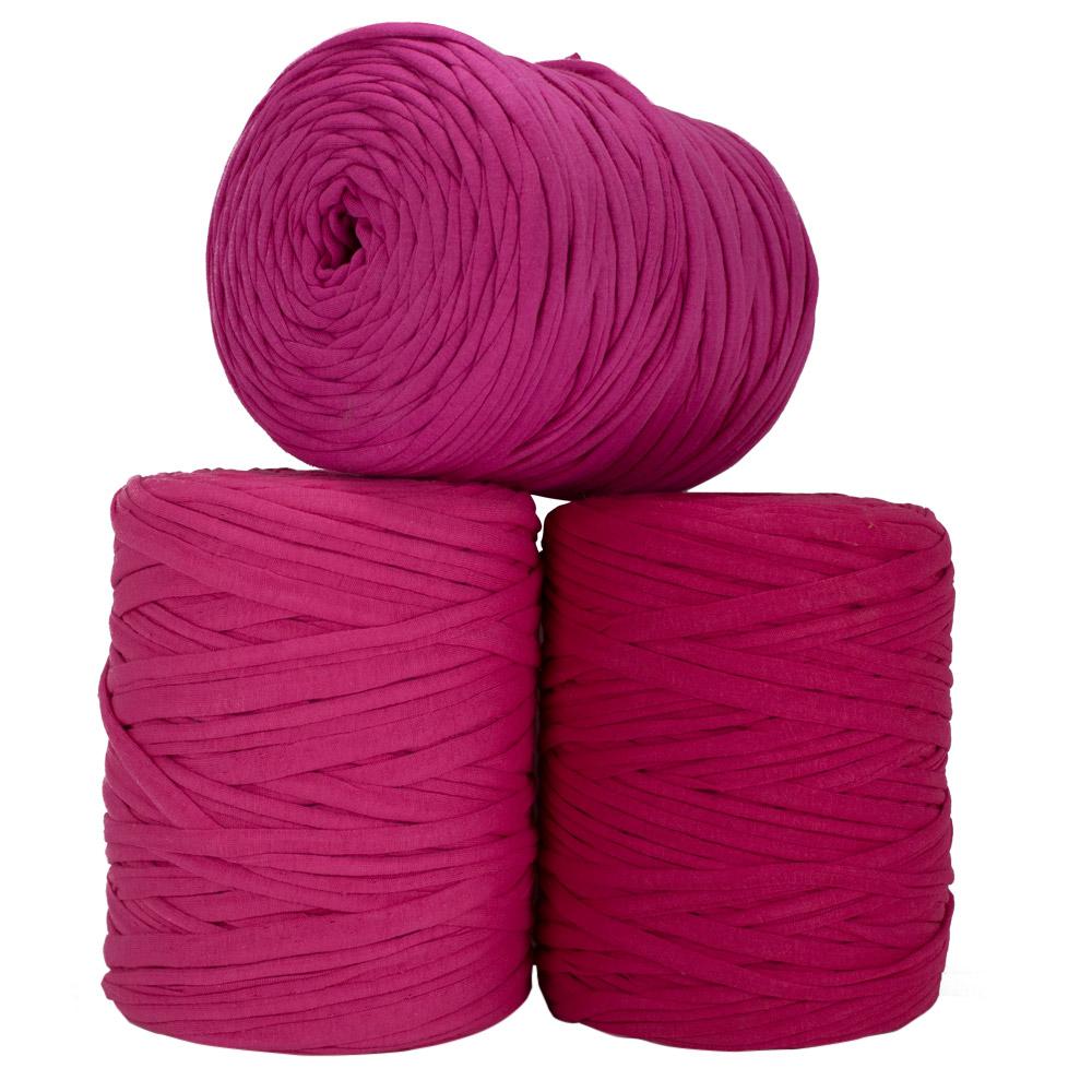 Fio de Malha 140m - Tons de pink - Unidade