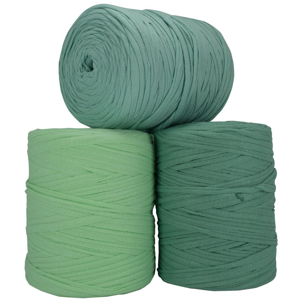 Fio de Malha 140m - Tons de verde claro - Unidade
