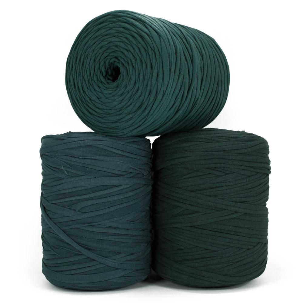 Fio de Malha 140m - Tons de verde escuro - Unidade