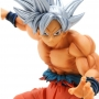 Action Figure Dragon Ball Super - Goku Instinto Superior - Maximatic - Bandai Banpresto 20367/20368