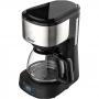 Cafeteira Elétrica Digital Oster Day Light - Timer Programável - Jarra 1,2L - Filtro Permanente Removível - OCAF500